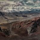 Tongariro: Blick ins Land Mordor