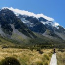 Panorama im Hooker Valley: Tour am Aoraki/Mount Cook