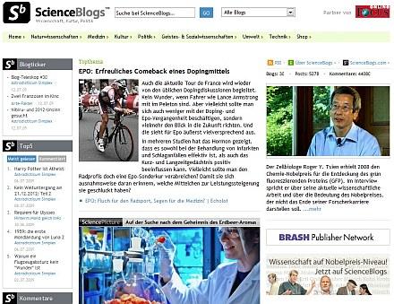 ScienceBlogs.de