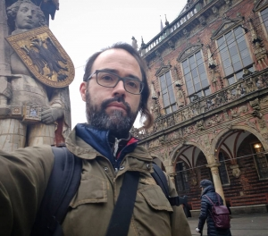 Vor Rückreise in den Süden noch kurz beim Roland vorbeischauen. #Rituale #Wissenswerte #Bremen #Hansestadtselfie #WW18