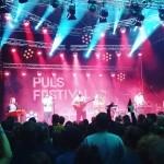 Heute bayerischer Folkrock mit Gitarre, Schlagzeug, Tuba & Hackbrett! Sehr sympathisch: Impala Ray. #Pulsfestival #Rockmusik #München
